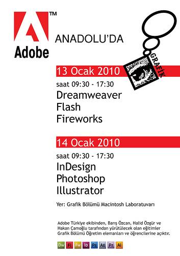 Adobe Anadolu'da