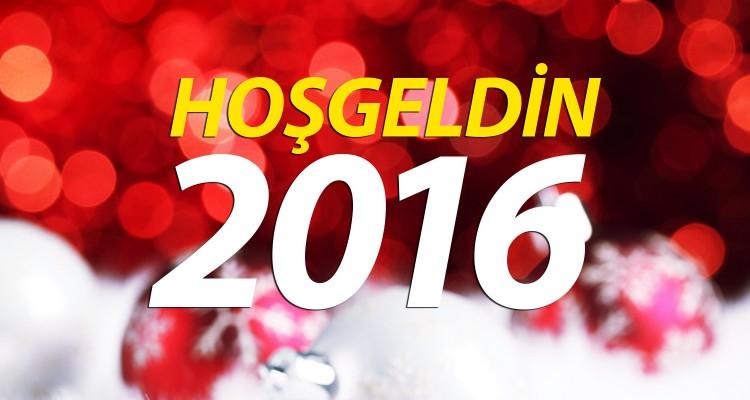 2016'da seni neler bekliyor?