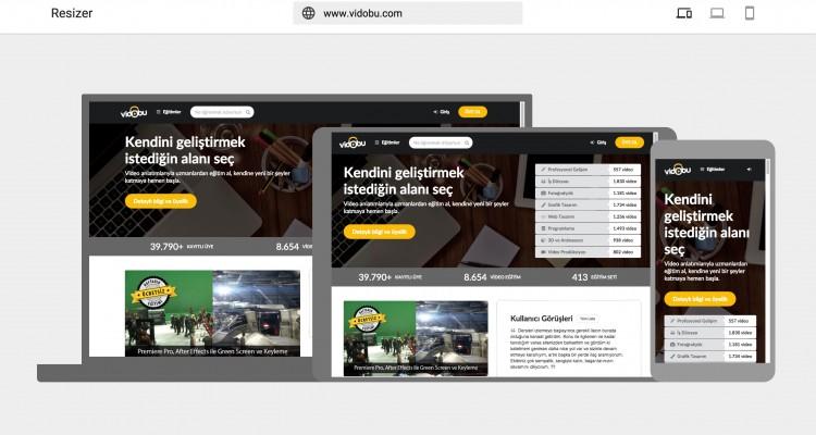 Responsive Web Design Test Araçları